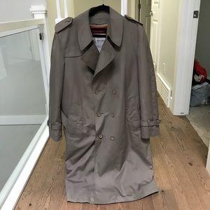 Vintage designer trench coat